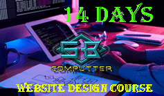 Online website design course sbcomputer
